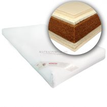 NOVETEX Kókusz-latex matrac 102 160x200 cm