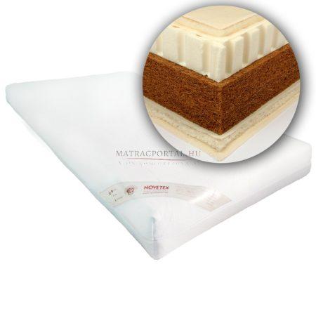 NOVETEX Komfort kókusz-latex matrac 106
