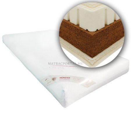 NOVETEX Komfort kókusz-latex matrac 108 180x200 cm