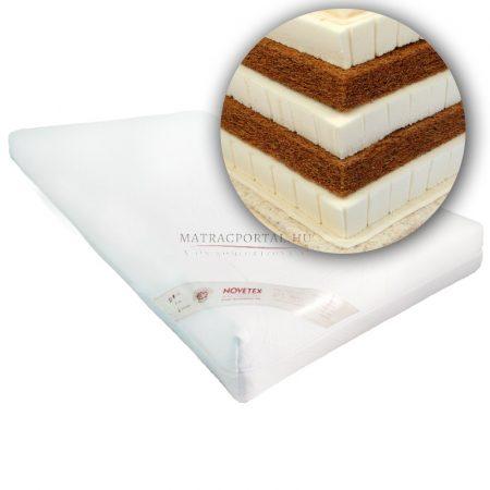 NOVETEX Extra kókusz-latex matrac 23434 160x200 cm