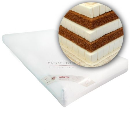 NOVETEX Extra kókusz-latex matrac 23434