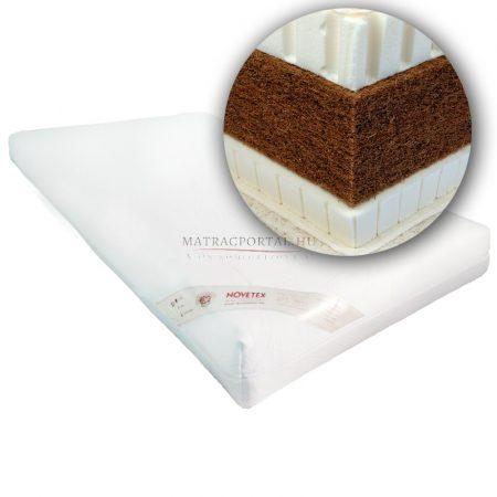 NOVETEX Rugalmas kókusz-latex matrac 4106 160x200 cm