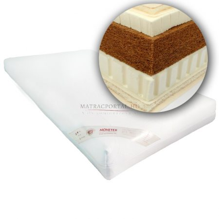 NOVETEX Rugalmas kókusz-latex matrac 4108 160x200 cm