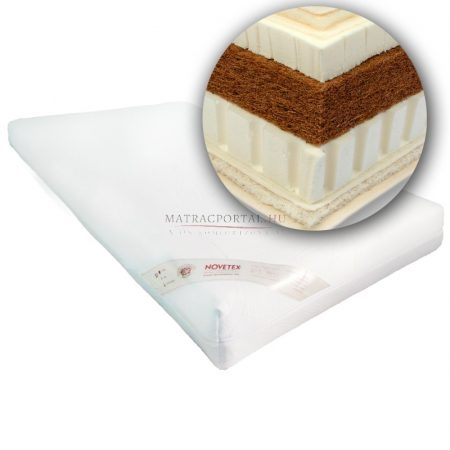 NOVETEX Rugalmas kókusz-latex matrac 468 160x200 cm