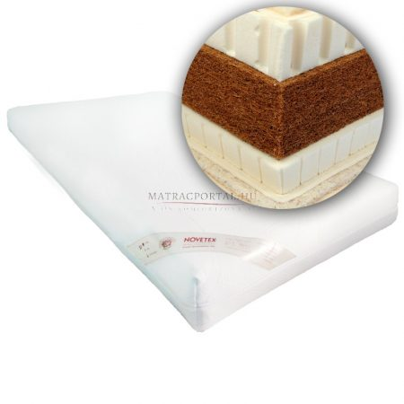 NOVETEX Rugalmas kókusz-latex matrac 486 160x200 cm