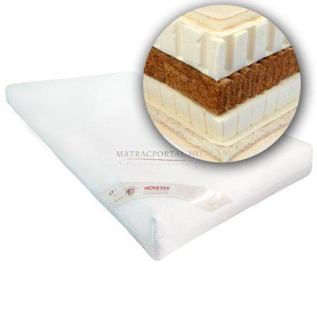 NOVETEX Flexibilis kókusz-latex matrac 4HK6 180x200 cm