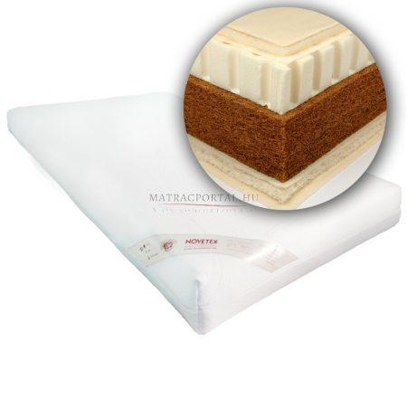 NOVETEX Komfort kókusz-latex matrac 86 180x200 cm