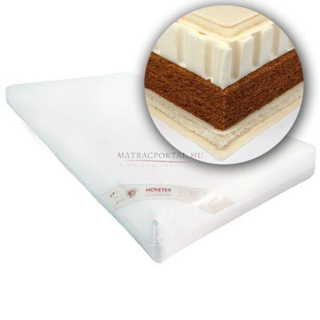 NOVETEX Komfort kókusz-latex matrac 88 160x200 cm