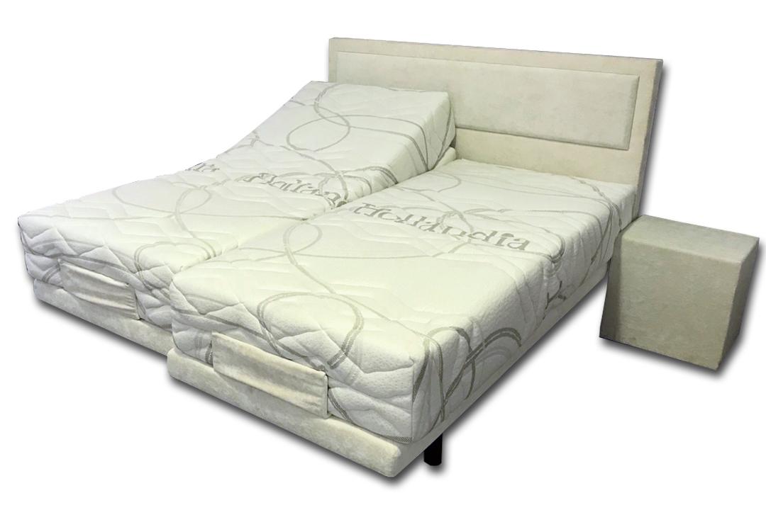 Hollandia matrac ágyban